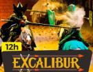 Excalibur (CRIANÇA - 5 a 8 anos)